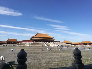 Beijing Airport to Tiananmen Square and Forbidden City Tour
